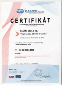 certifikát 2012 003